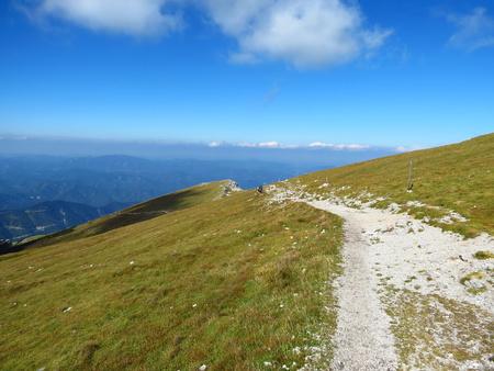 kick around: top Australian Alps, a trip to the mountain top