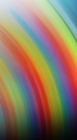 transition: the vertical transition colorful rainbow, abstract background Stock Photo