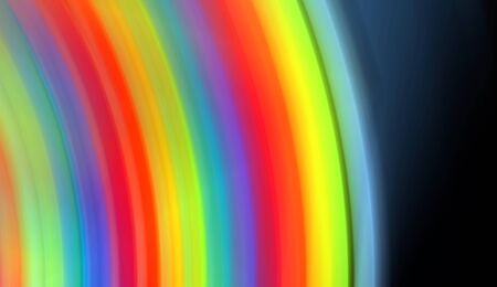 transition: transition colorful rainbow, high contrast abstract background