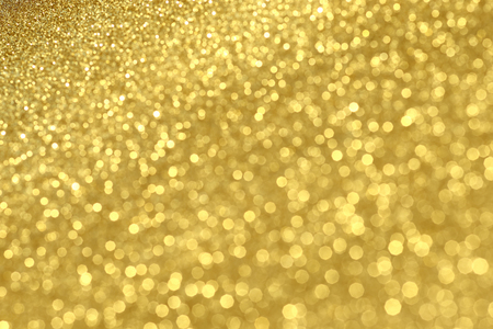 Abstract sparkling gold background Stockfoto
