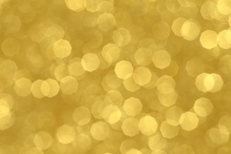 輝くゴールドの抽象的な背景