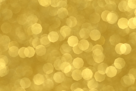 Abstract sparkling gold background Archivio Fotografico