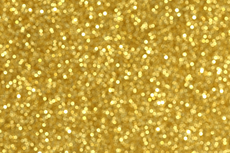 spangle: Abstract sparkling gold background Stock Photo