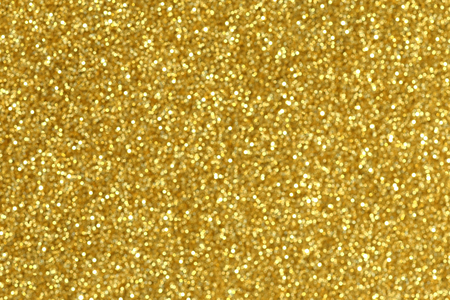 Abstract sparkling gold background Stock Photo