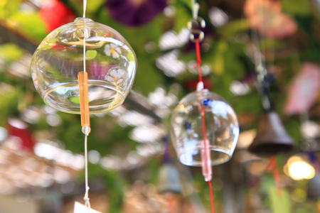 feature: Japanese wind chimes, Summer feature of Japan
