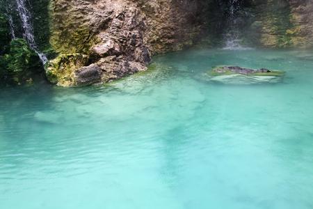 Kusatsu Onsen, a Famous hot spring resort in Japan Reklamní fotografie
