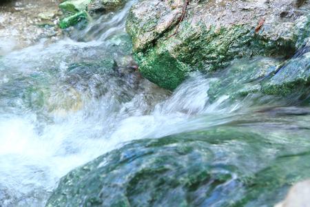 Hot spring 写真素材