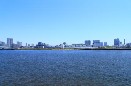 Toyosu Market Stock Photo