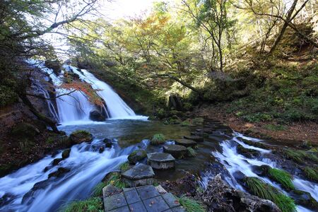 water falls: Water falls Stock Photo