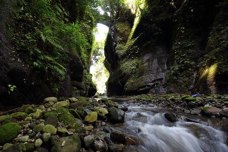 Yufu River Gorge