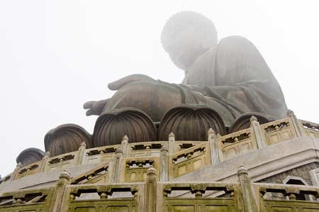 giant: Giant Buddha Stock Photo