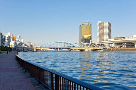 sumida ward: Sumida River views