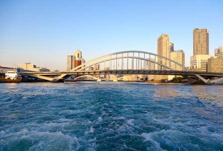 sumida: Sumida River views