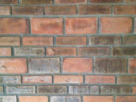 brige: Home wall handmade  Stock Photo