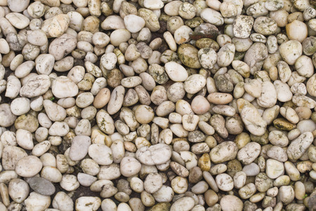hot rock therapy: rock and stone for background purpose Stock Photo