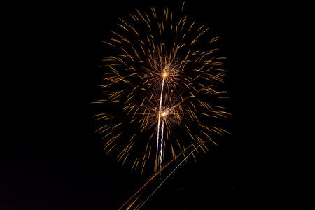 pattaya: fireworks festival. Pattaya fireworks festival.