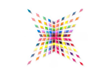 star background: abstract star color background. colourful star background.