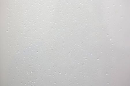 condensation: Water Drops Background. Stock Photo