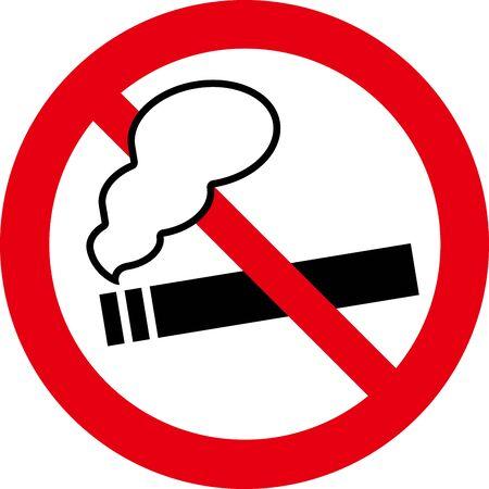 Smoking Prohibition Mark