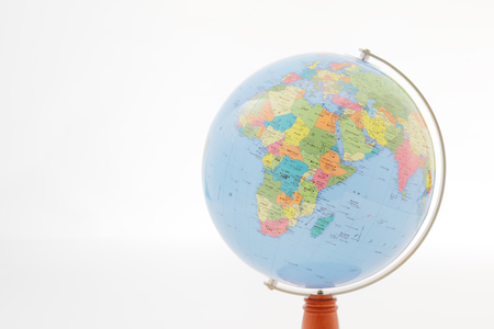 sees: Globe sees the African continent
