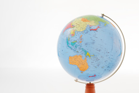 Guam Saipan show Globes
