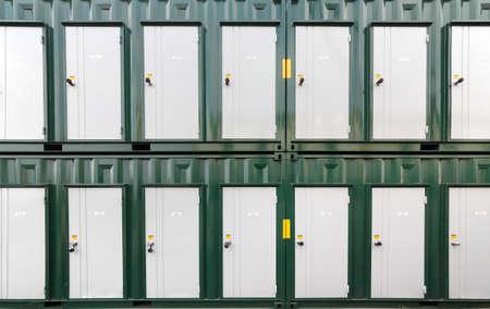 mass storage: A lot of door