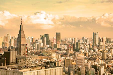 Landscape in Tokyo