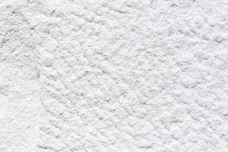Uneven concrete walls