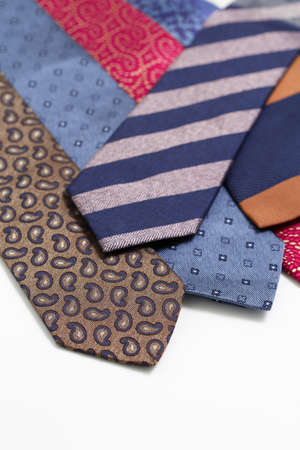 Colorful ties Stock fotó