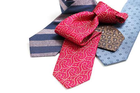 Colorful ties Archivio Fotografico