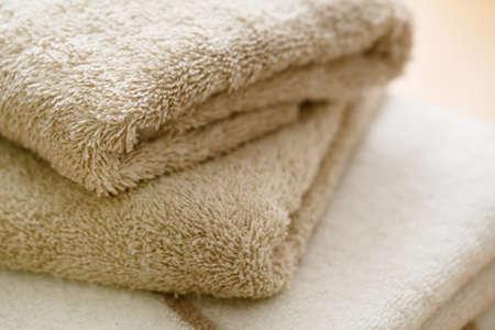 Clean towels Stock fotó