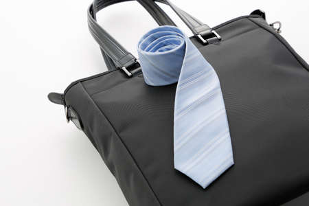 Ties and business bags