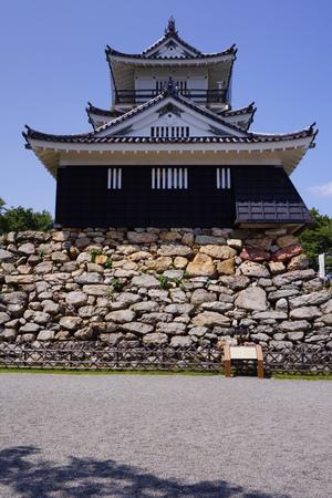 donjon: Hamamatsu Castle