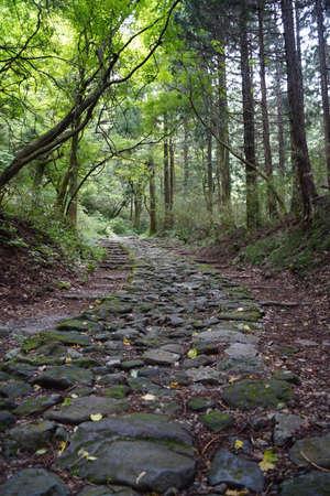 the old road: Old Road Ishidatami