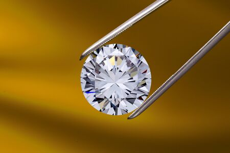 ダイヤモンドの宝石類 写真素材 - 45603067