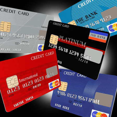 pin entry: Credit cards