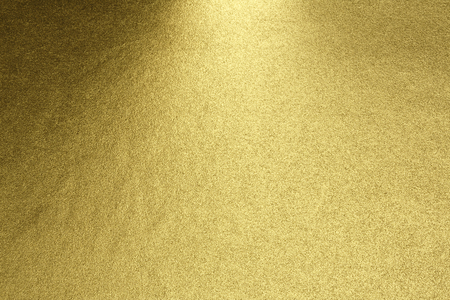 metal: Gold background Stock Photo
