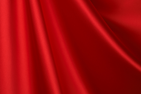 vibrant background: Red silk background