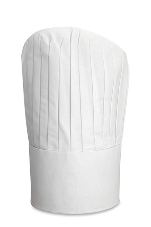 chef uniform: Chefs Hat Isolated