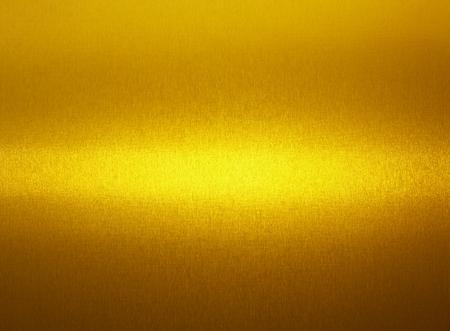 Struttura del metallo in oro Archivio Fotografico - 46289692
