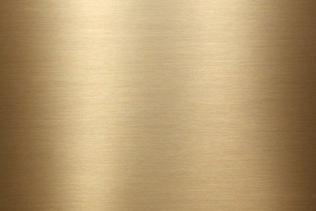 shiny background: Gold metal texture Stock Photo