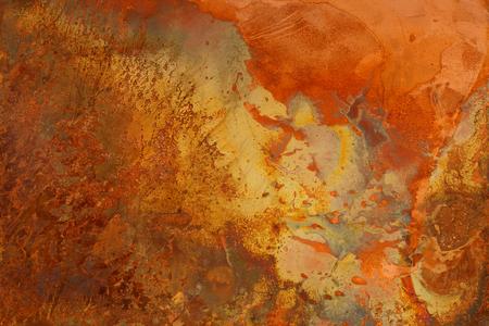 copper background: Copper background