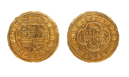 ancient golden coins