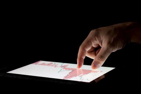 pc: Modern Touchscreen Tablet PC