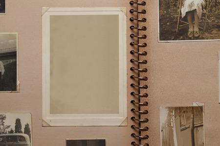 ferraille: Old album photo