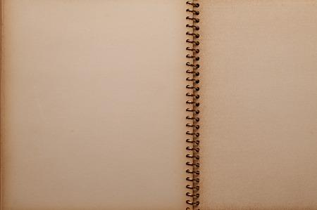 古い写真アルバム 写真素材
