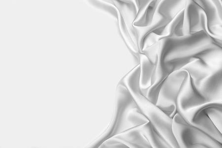Seta d'argento tessili sfondo