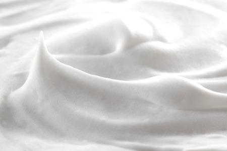 Shaving cream Stockfoto