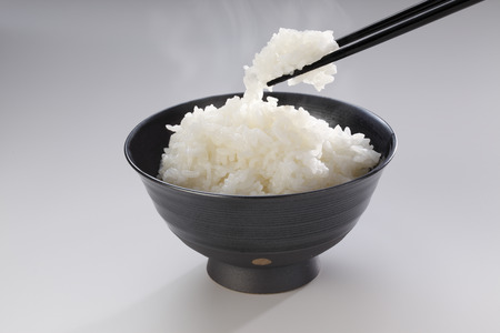 cereal plant: RiceSteamed White rice