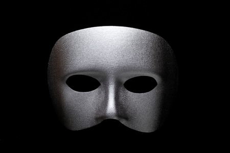 ?Silver mask